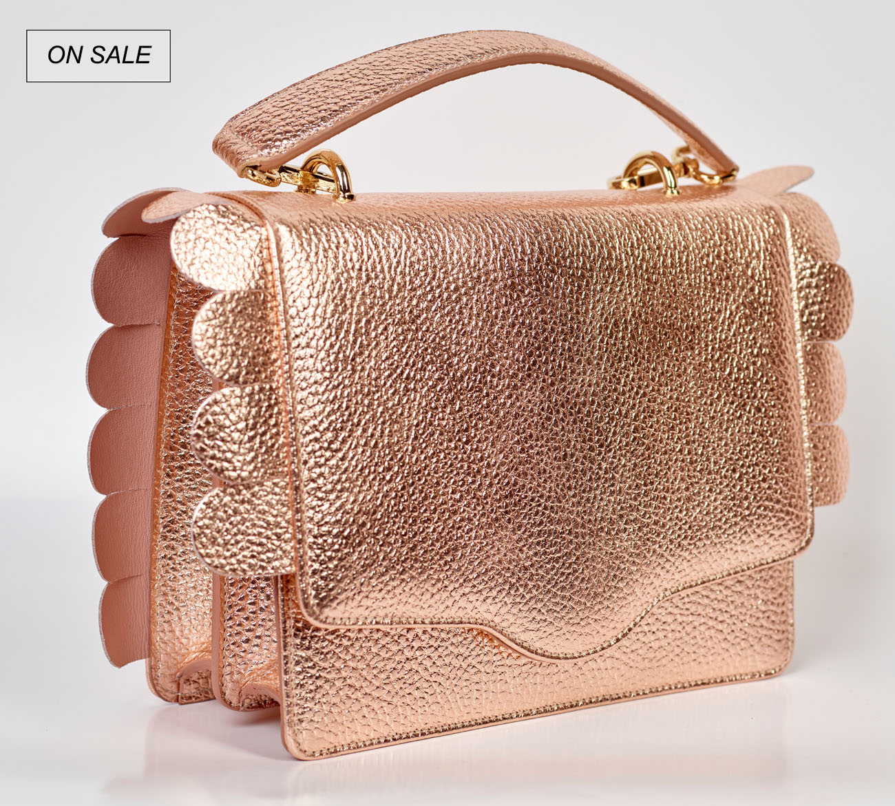 ZOE   PINK GOLD